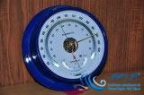 Barómetro con termómetro
