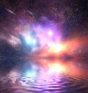 Água- Vida no Universo