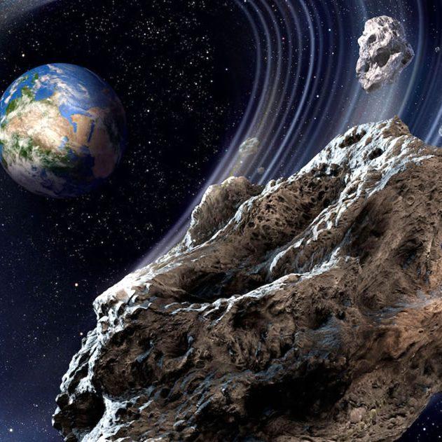 El agua de la Tierra provino de meteoritos llamados condritas enstatita